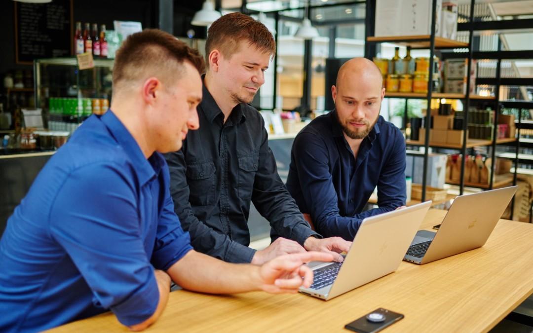 Lehdistötiedote: Suomen kovin kasvuraketti Compile julkisti vuoden 2020 liikevaihtonsa – liikevoitto kasvoi 242 prosenttia edelliseen vuoteen verrattuna
